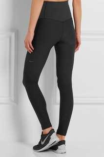 PRICE REDUCED! Nike Zoned Sculpt Tights in Washed Black