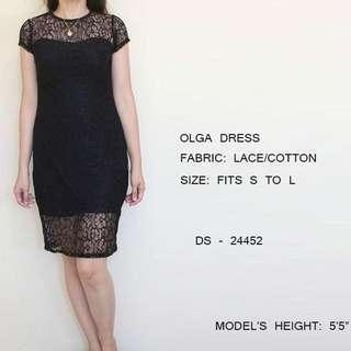 OLGA DRESSES