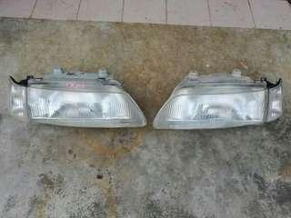 Honda Civic EF9 SH3 Stanley Headlamp