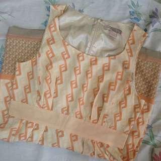Forever21 printed dress