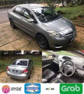 Toyota Vios For Lease