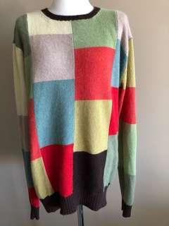 J McLughin cashmere sweater in size Aus 10-12