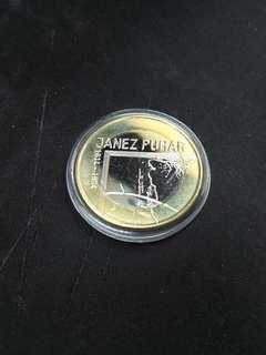 斯洛维尼亚 3 Euro