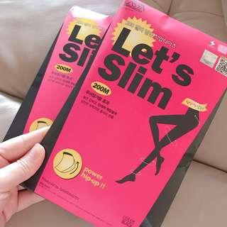 Let's slim stocking