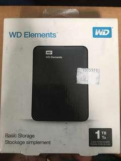 WD External Hard Disks