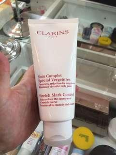 Clarins stretchmark control