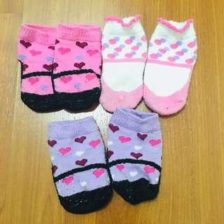 [FREE DELIVERY] Baby girl Socks