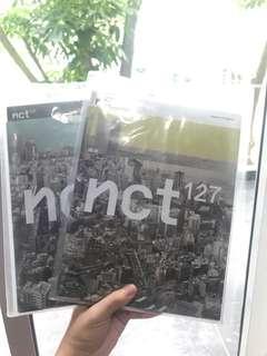 wts NCT 127 Regular album