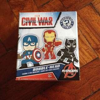 Funko Civil War Mystery Mini (crossbones)