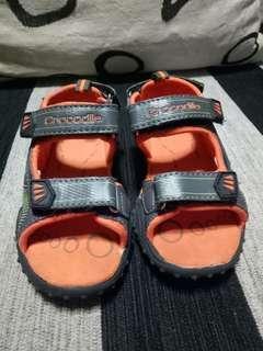 Sepatu Sandal Merk Crocodile size 25