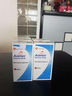 GlaxoSmithKline Avamys Nasal Spray Suspension