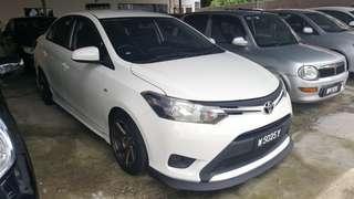 Toyota vios 1.5 TRD SPORTIVO