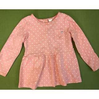 🚚 Carter's 長袖上衣 --3歲