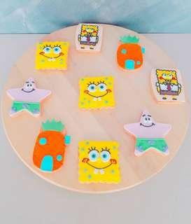 Customised cookies