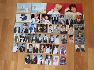 mega bts photocard sale / clearance [ wts ]