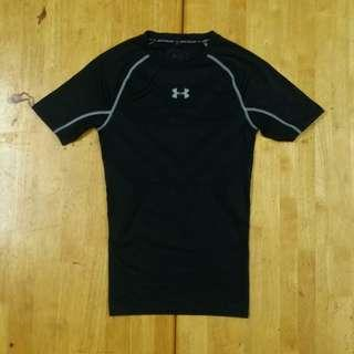 (S) Under Armour Body Fit Fitness Shirt