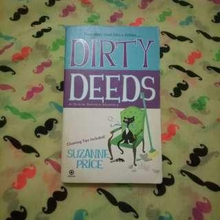Suzanne Price - Dirty Deeds