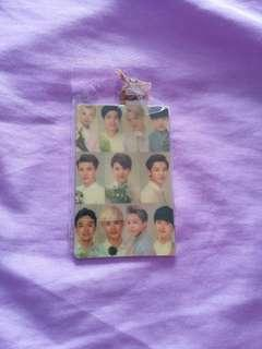 Exo Card Sticker