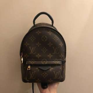 🎄XMAS SALE❗️ Louis Vuitton Palm Springs Mini Backpack LV迷你背包