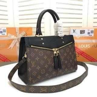 bag  Leather material Fashion style bag