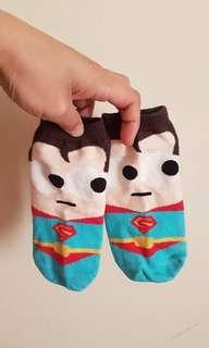 Korean Socks (Superman)