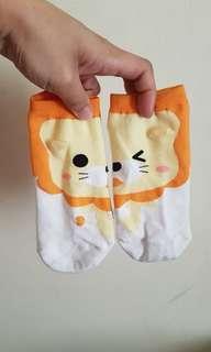 Korean Socks (Lion)