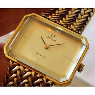 OMEGA DE VILLE Manual Winding Watch (亞米加 DE VILLE 手上鍊機械手錶)