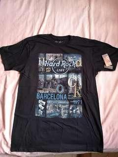 Hard Rock Cafe Barcelona Tee