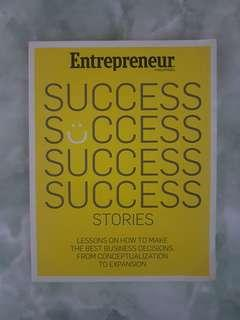 Entrepreneur Success Stories