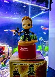 Tesco Marvel Avengers Infinity War THOR #TGV3