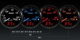 Pivot dual gauge pro (obd2 直插) (日本)