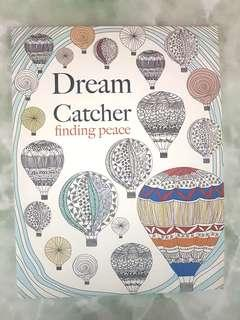 Dream Catcher coloring book