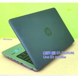 🚚 New 120SSD HP 820G1 i5-4300U 4G 12inch laptop ''sendfar second hand'' 聖發二手筆電