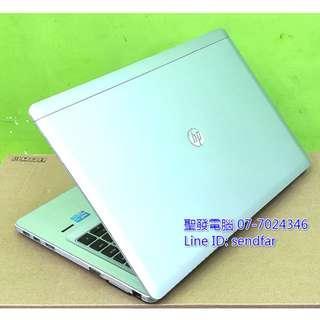 🚚 HP 9470M i5-3337U 4G 500G 14inch laptop ''sendfar second hand'' 聖發二手筆電
