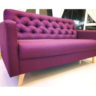 3 seater Chesterfield Sofa New