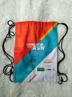 Danamon Run String Bag