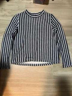 Stripe top@ Global Work