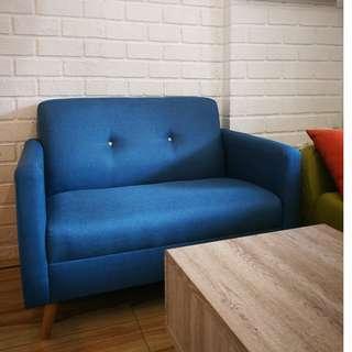 2 seater Muji Style Sofa New