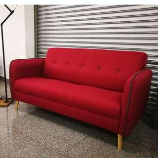 3 seater Liner Style Sofa New