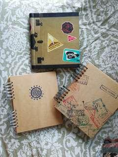 Paperchase Travel Journals