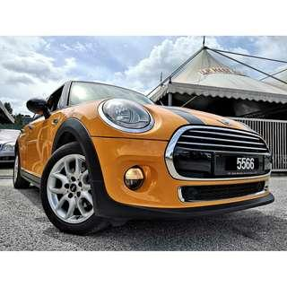 2016 MINI Cooper S 1.5 (A) [49'300KM ONLY][ONE OWNER][F/SERVICED RECORD][U/WARRANTY][CBU][PROMOTION] 16