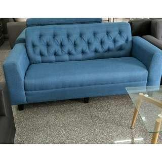 3 seater Chesterfield Classic Sofa New