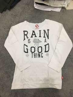 Sweater rain