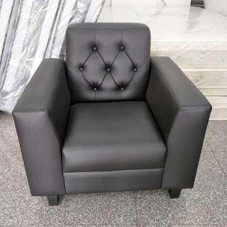 1 seater Chesterfield Classic Sofa New