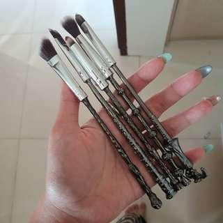 Harry potter wands brush (bahan stainless)