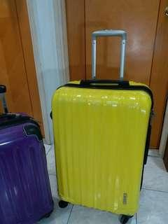 "Luggage 4 wheels 26"" enlarge"