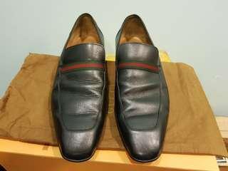 Gucci Black Formal Shoe