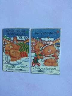 FOREVER FRIENDS Phonecard (2 pcs)