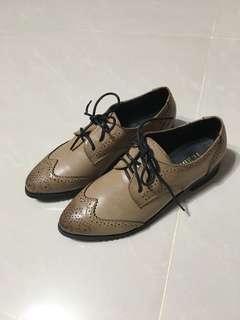 🚚 Teahoo牛津鞋