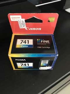 Canon 741 color ink cartridge
